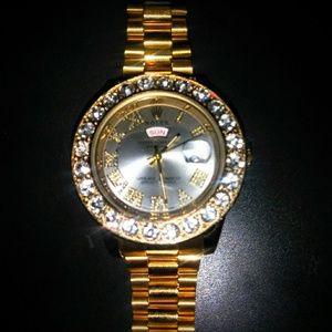 14k Gold Presidential Rolex